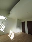 都内 住宅地に建つシンプルモダン