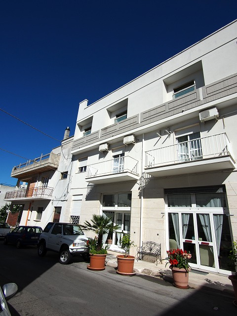 Hotel Silva 改修計画